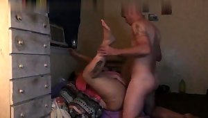 Fat amateur adult get hitched fucked by a hard cock