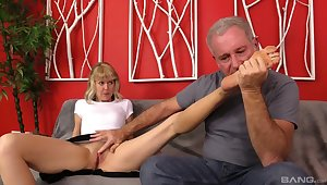 Older maven Clare Fonda has a lot of love and lust in her heart