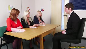 Caitlyn Smith leafless a challenge down at along to office coupled with swayed with his dick