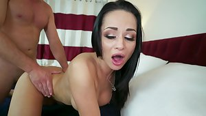Bitch ends up loading endless inches in say no to shaved holes