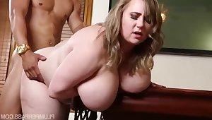 In Her Hole - Lynn clean bbw chunky tits